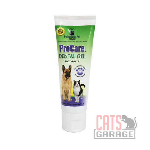 Professional Pet Products AromaCare™ - Procare Dental Gel 4oz / 118ml