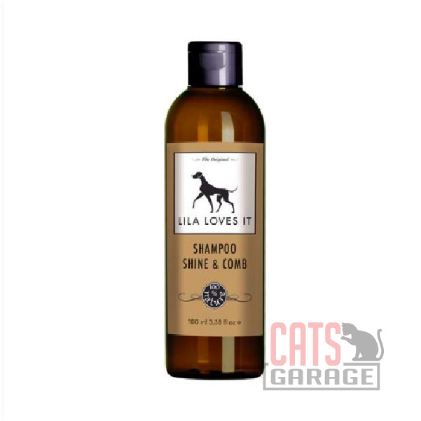 Lila Loves It - Shine & Comb Concentrated Shampoo 250ml