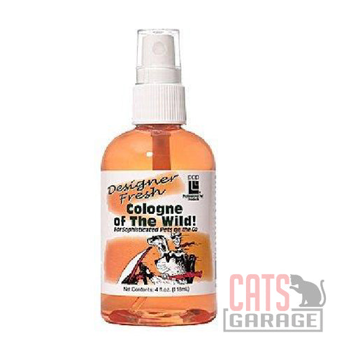 Professional Pet Products AromaCare™ - PPP Cologne Of The Wild - Designer Fresh 4oz