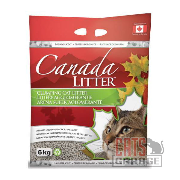 Canada Litter™ Clumping Clay - Light Lavender (2 Sizes)