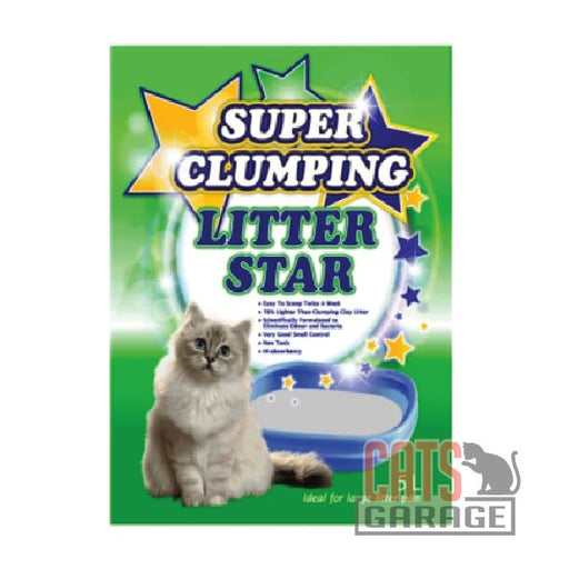 Litter Star Super Clumping - Non Scented 5L