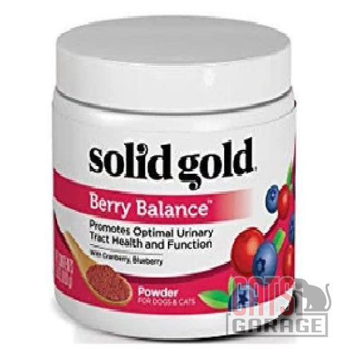 Solid Gold - Berry Balance Nutritional Balance for Dogs & Cats 3.5oz