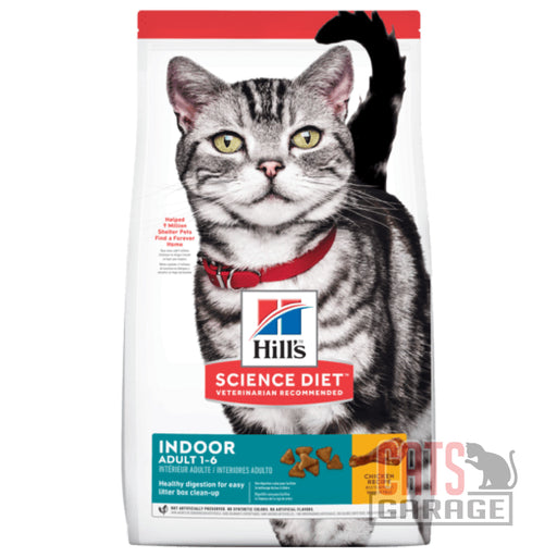 Hill's Science Diet - Adult Indoor (2 Sizes)
