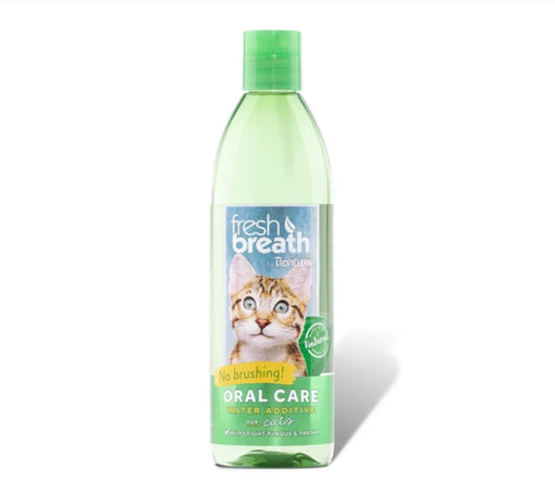 Tropiclean Water Additive for Cats 8oz