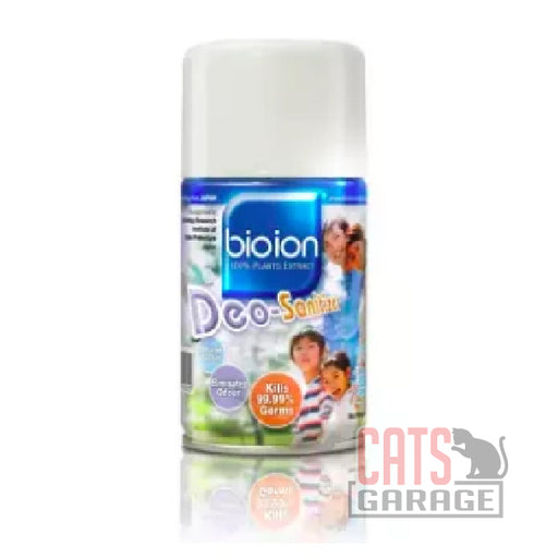 Bio Ion® Pets Pounce - Deo Sanitizer Aerosol Refill 250ml - Baby Powder