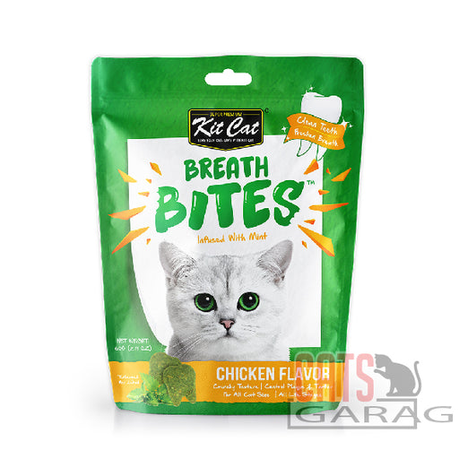 Kit Cat® Breath Bites 60g - Chicken Flavour