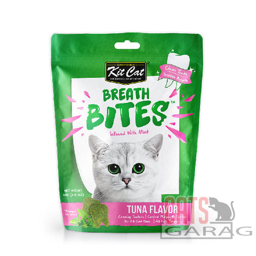 Kit Cat® Breath Bites 60g - Tuna Flavour