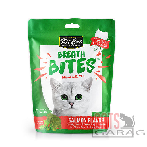 Kit Cat® Breath Bites 60g - Salmon Flavour