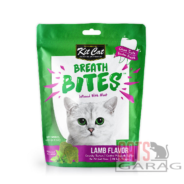 Kit Cat® Breath Bites 60g - Lamb Flavour