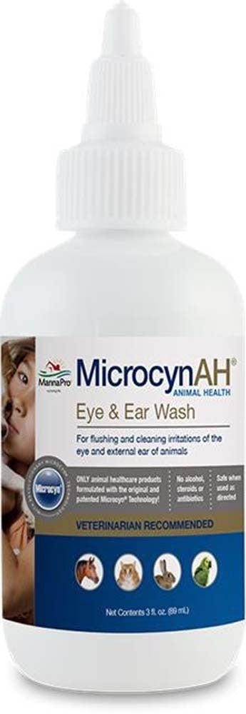 MicrocynAH® - Ear Wash 3oz