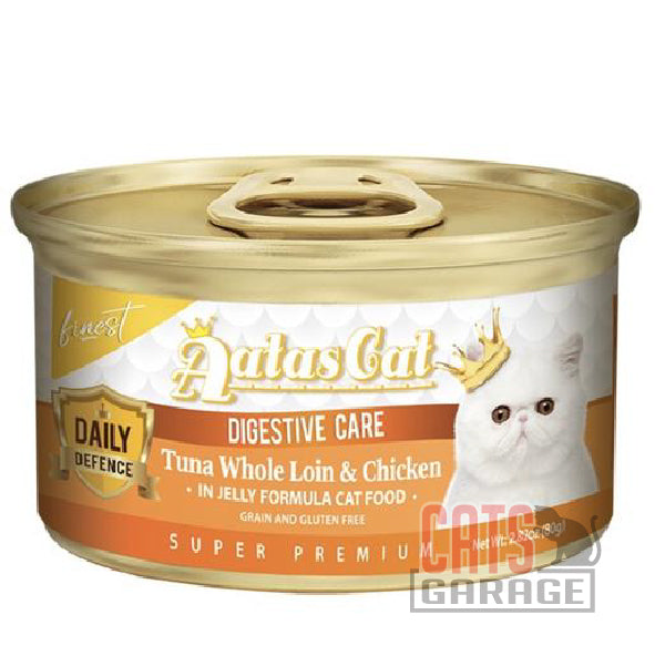 AATAS CAT Finest Daily Defence - Digestive Care  80g