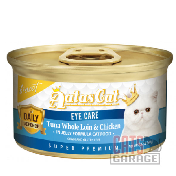 AATAS CAT Finest Daily Defence - Eye Care 80g