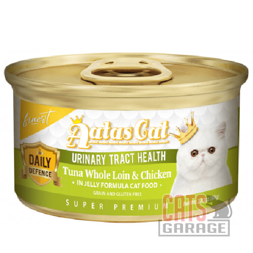 AATAS CAT Finest Daily Defence - Urinary Tract Health 80g