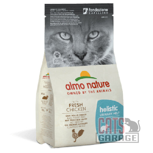 Almo Nature - Holistic Urinary Help With Fresh Chicken