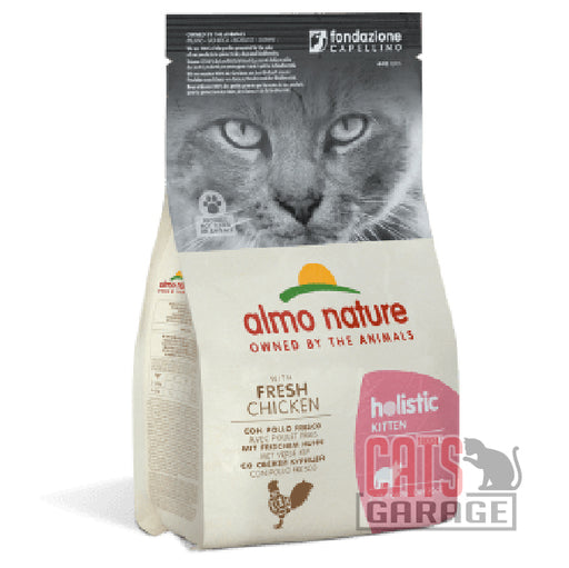 Almo Nature - Holistic Kitten Chicken And Rice