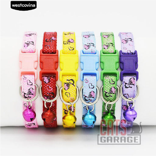 Adjustable Cartoon Collar For Pet