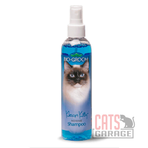 Bio Groom® - Klean Kitty (No Rinse Shampoo) 8oz
