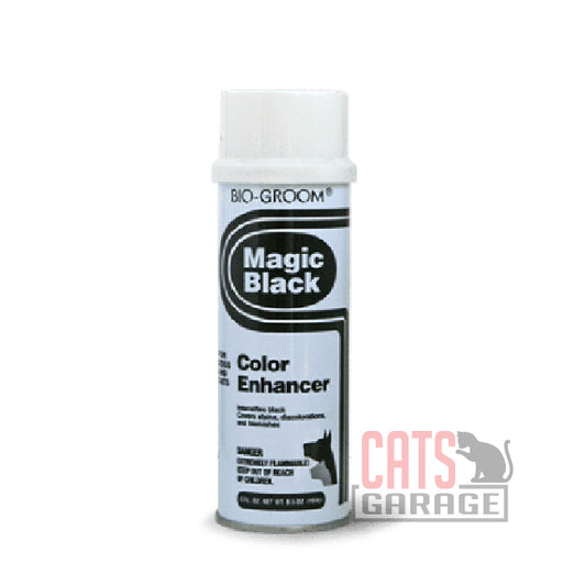 Bio Groom® - Magic Black Color Enhancer 8oz