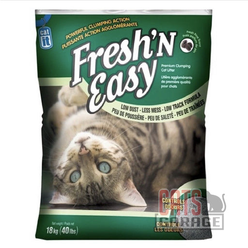 Catit® - Fresh 'N Easy Cat Litter - Pine Scent - 18 kg