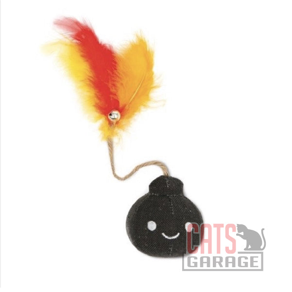 Catit® - Play Pirates Catnip Toys - Plush Bomb
