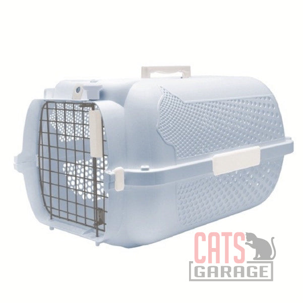 Catit® - Profile Voyageur Cat Carrier - Baby Blue - Small