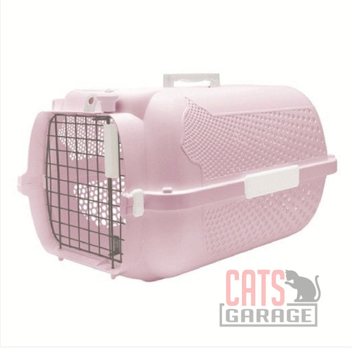 Catit® - Profile Voyageur Cat Carrier - Pink - Small