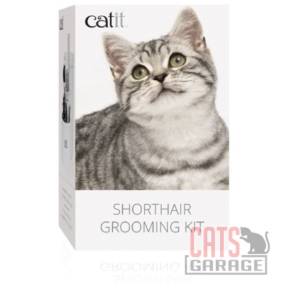 Catit® - Shorthair Grooming Kit