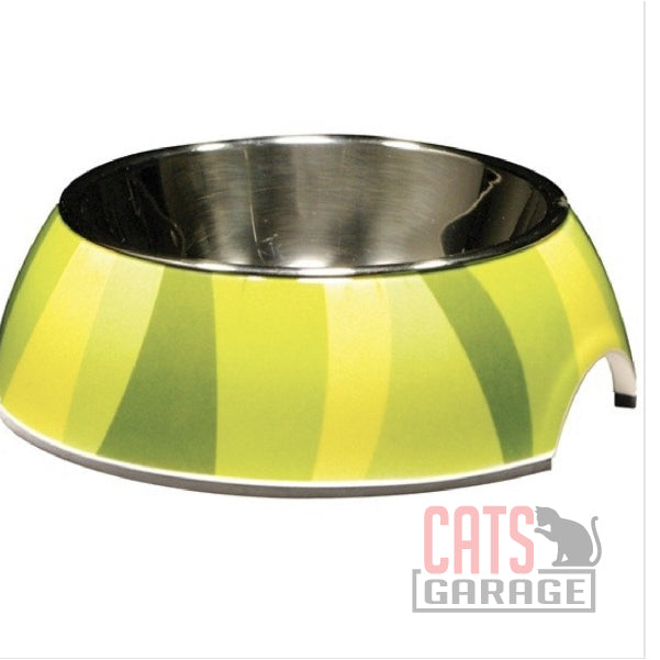 Catit® - Style 2-in-1 Cat Dish - Jungle Stripes