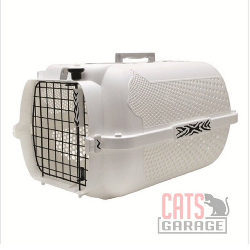 Catit® - Style Profile Voyageur Cat Carrier - White Tiger - Medium