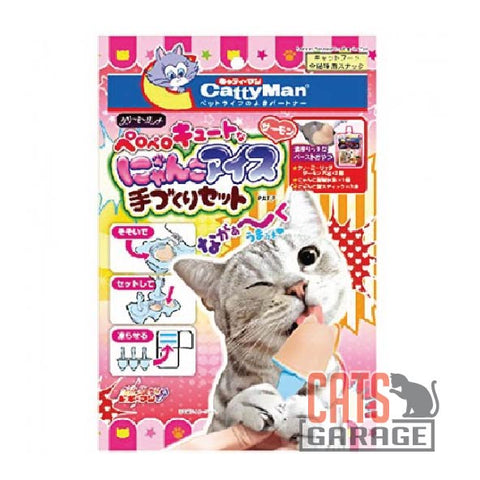 Cattyman® - Ice Pop With Salmon Flavor