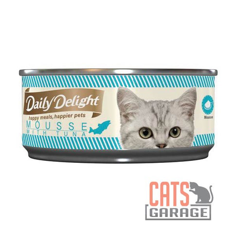 Daily Delight - Mousse With Tuna 80g
