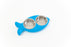 Hing® Design - The Fish Bowl Blue
