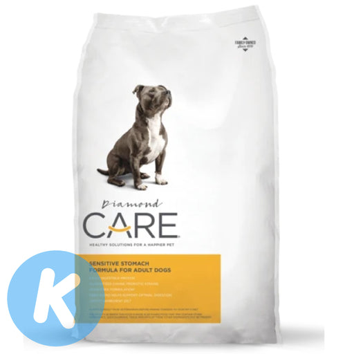 Diamond Care - Sensitive Stomach Formula For Adult Dogs Dry Food (2 Sizes)