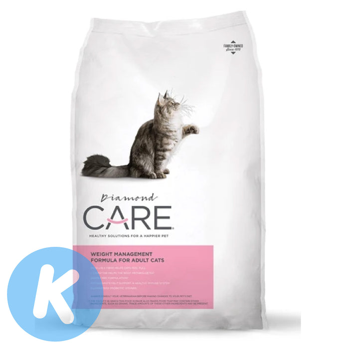 Diamond Care - Weight Management Grain-Free Dry Adult 6lbs