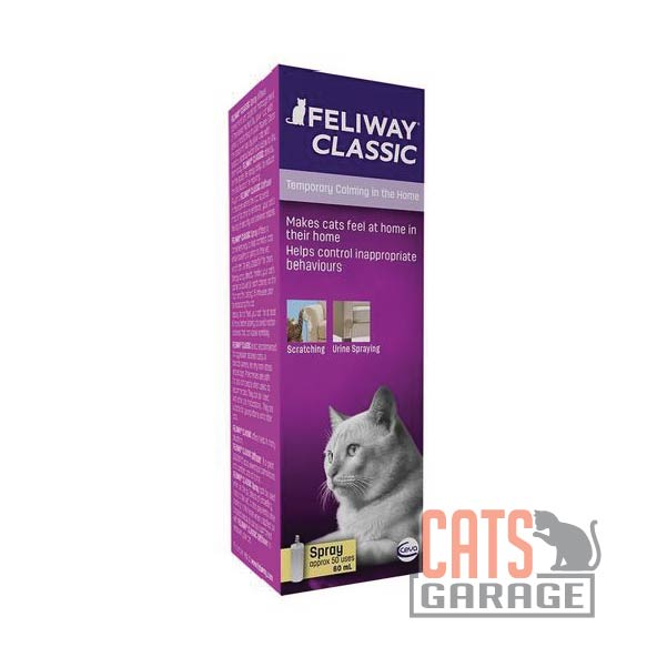 Feliway® - Temporary Calming In The Home Spray 60ml