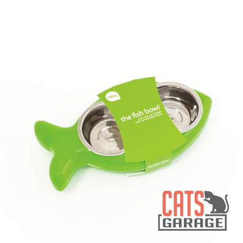 Hing® - The Fish Bowl Green