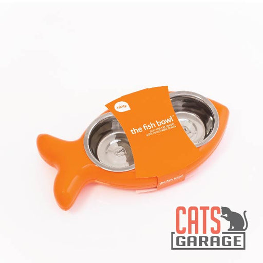 Hing® Design - The Fish Bowl Orange