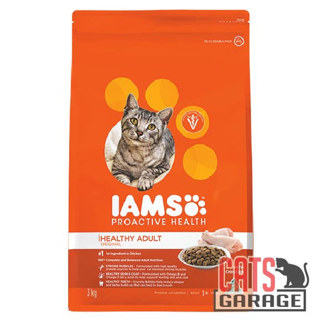 IAMS Cat - Adult Chicken (4 Sizes)