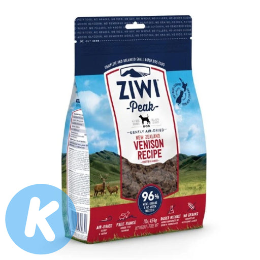 ZIWI Peak - Dog Air Dried Venison Dry Dog Food (3 Sizes)