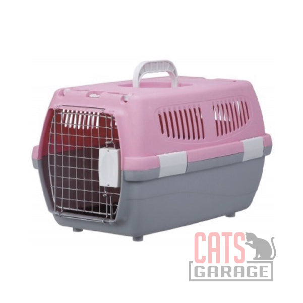 Marukan 2 Door Carry - Pink
