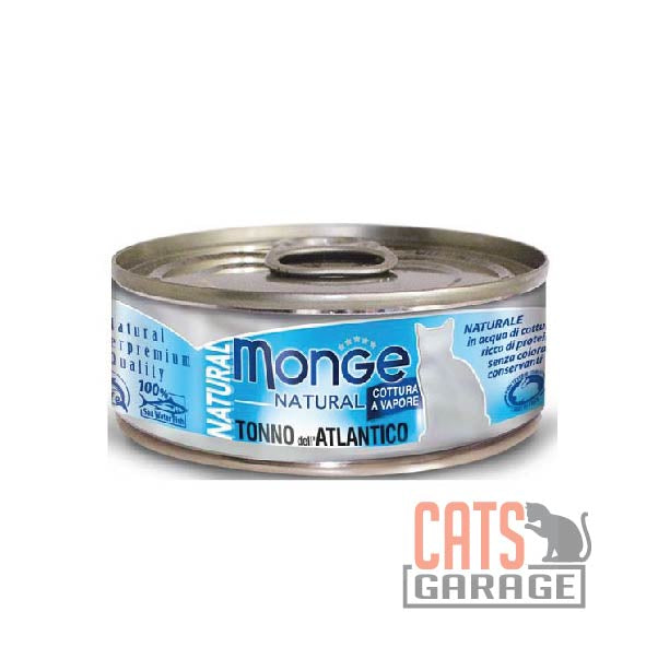 Monge Natural - Atlantic Tuna 80g
