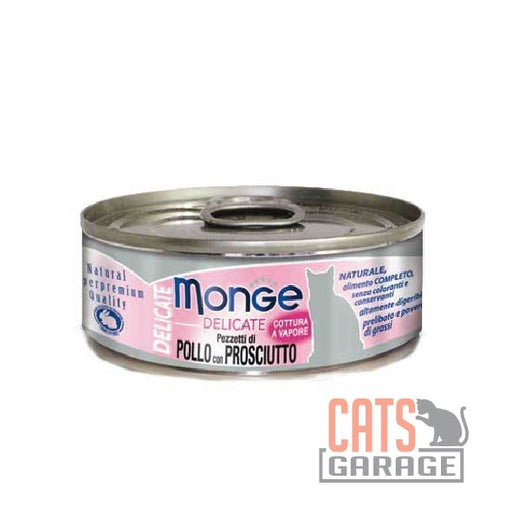 Monge® Delicate - Chicken with Ham 80g