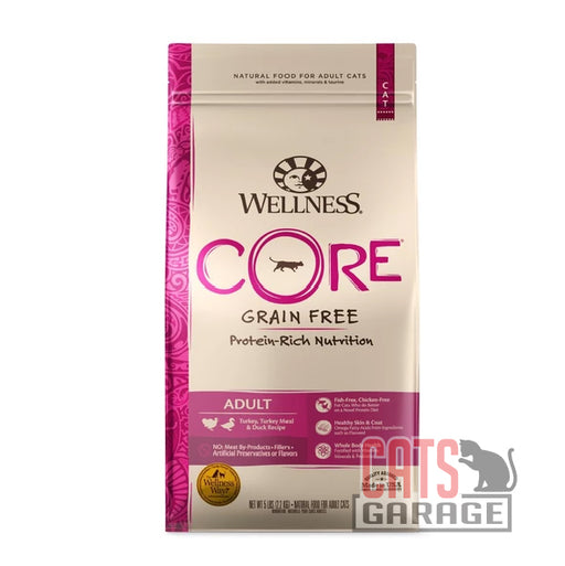 Wellness CORE - Turkey & Duck Formula Grain-Free (3 Sizes)