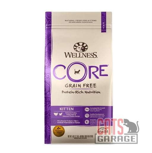 Wellness CORE - Kitten Formula Grain Free (2 Sizes)