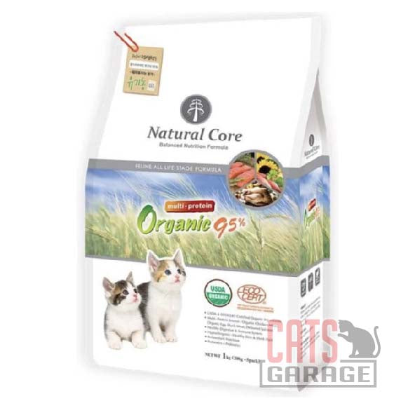 Natural Core - Multi Protein Organic 95% (2 Sizes)