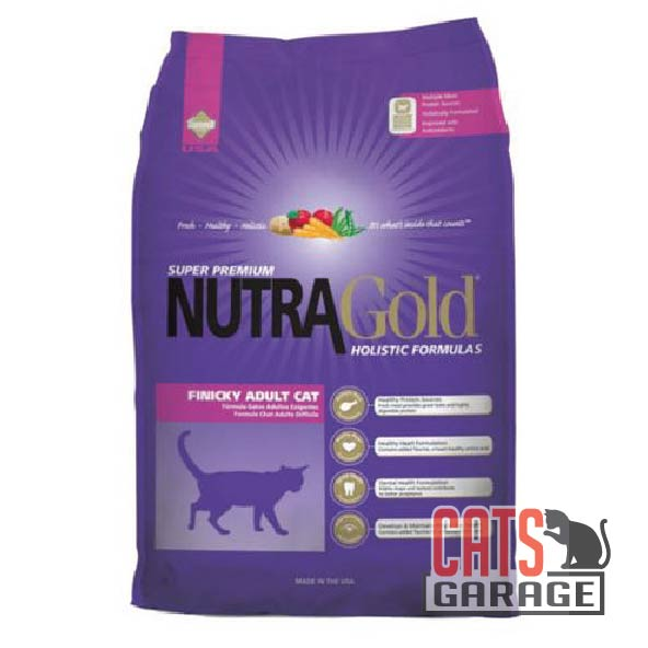 NutraGold® - Adult Finicky (2 Sizes)