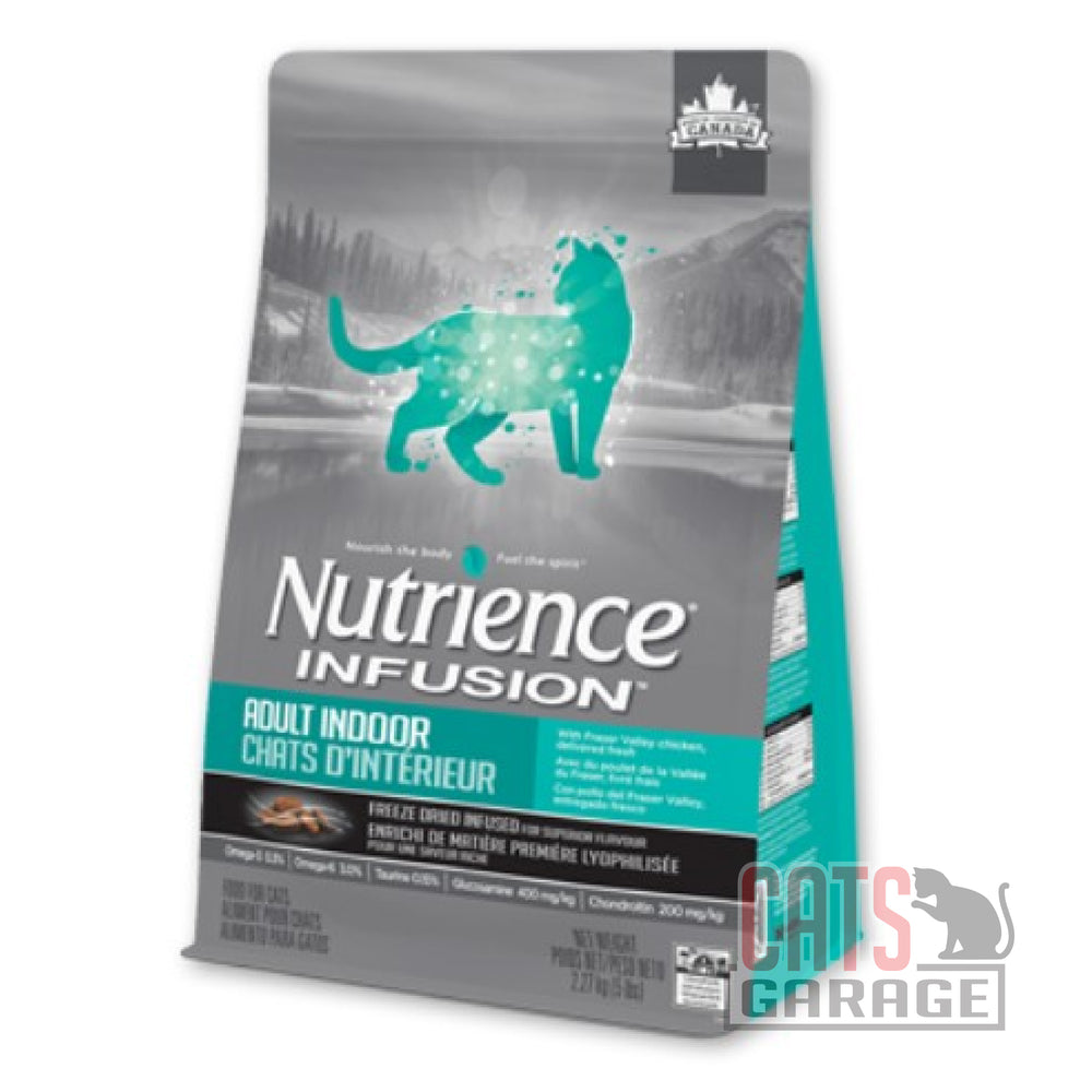Nutrience Infusion Cat Adult Indoor Chicken (2 Sizes)
