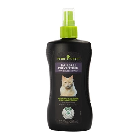 Furminator® – Hairball Prevention Waterless Spray 8.5oz