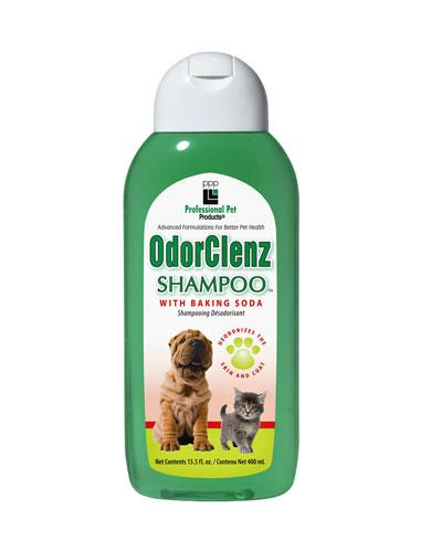 Professional Pet Products AromaCare™ - OdorClenz Shampoo with Baking Soda (2 Sizes)