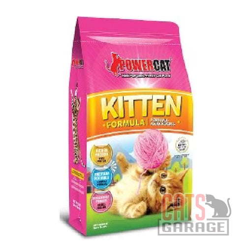 Powercat Halal Organic - Kitten (2 Sizes)